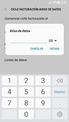 Samsung Galaxy J5 (2017) - Internet - Ver uso de datos - Paso 11