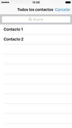 Apple iPhone SE - MMS - Escribir y enviar un mensaje multimedia - Paso 5