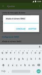 BQ Aquaris U - MMS - Configurar el equipo para mensajes de texto - Paso 7
