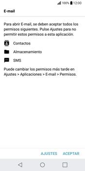 LG Q6 - E-mail - Configurar Yahoo! - Paso 12