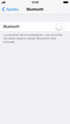 Apple iPhone 5s - iOS 11 - Connection - Conectar dispositivos a través de Bluetooth - Paso 4