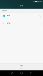 Huawei Ascend G7 - Internet - Configurar Internet - Paso 16