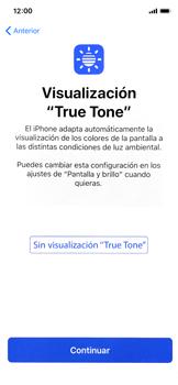 Apple iPhone X - Primeros pasos - Activar el equipo - Paso 24