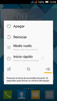Alcatel Pop C9 - MMS - Configurar el equipo para mensajes multimedia - Paso 19