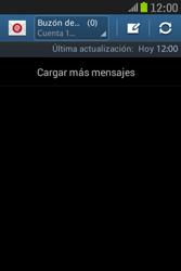 Samsung S6310 Galaxy Young - E-mail - Configurar correo electrónico - Paso 23