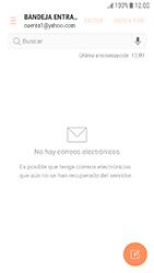Samsung Galaxy J5 (2017) - E-mail - Configurar Yahoo! - Paso 5