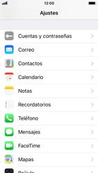 Apple iPhone SE - iOS 11 - E-mail - Configurar Yahoo! - Paso 3