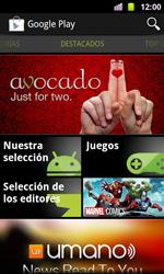 Samsung I8160 Galaxy Ace II - Aplicaciones - Tienda de aplicaciones - Paso 23