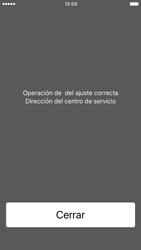 Apple iPhone 6 iOS 10 - MMS - Configurar el equipo para mensajes de texto - Paso 6