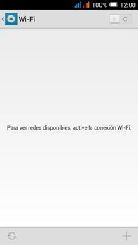 Alcatel Pop C9 - WiFi - Conectarse a una red WiFi - Paso 5