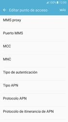 Samsung Galaxy S7 - Internet - Configurar Internet - Paso 14