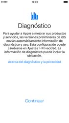 Apple iPhone 6s iOS 10 - Primeros pasos - Activar el equipo - Paso 22