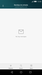 Huawei P8 Lite - E-mail - Configurar Yahoo! - Paso 4