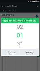 HTC 10 - Internet - Ver uso de datos - Paso 7