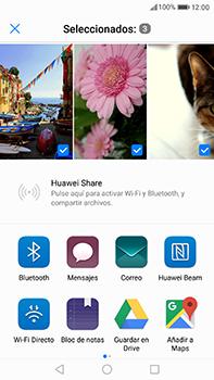 Huawei P10 Plus - Connection - Transferir archivos a través de Bluetooth - Paso 8