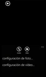 Nokia Lumia 520 - Red - Uso de la camára - Paso 6