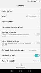 Huawei P9 Lite - MMS - Configurar el equipo para mensajes de texto - Paso 9
