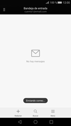 Huawei P8 - E-mail - Escribir y enviar un correo electrónico - Paso 17