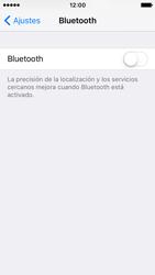 Apple iPhone SE - Connection - Conectar dispositivos a través de Bluetooth - Paso 4