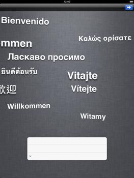 Apple iPad 2 - Primeros pasos - Activar el equipo - Paso 3