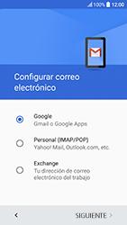 HTC 10 - E-mail - Configurar Gmail - Paso 9