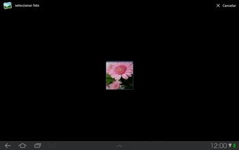 Samsung P7500 Galaxy Tab 10-1 - E-mail - Escribir y enviar un correo electrónico - Paso 11