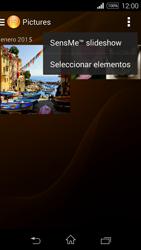 Sony D2203 Xperia E3 - Connection - Transferir archivos a través de Bluetooth - Paso 8