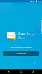BlackBerry DTEK 50 - E-mail - Configurar correo electrónico - Paso 11