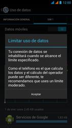 Wiko Stairway - Internet - Ver uso de datos - Paso 10
