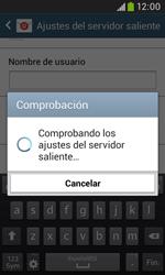 Samsung S7580 Galaxy Trend Plus - E-mail - Configurar correo electrónico - Paso 16