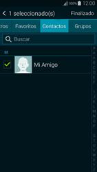 Samsung G850F Galaxy Alpha - MMS - Escribir y enviar un mensaje multimedia - Paso 8