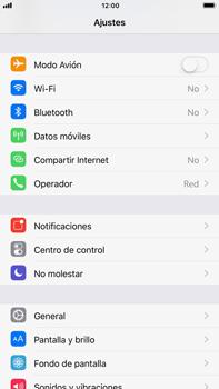 Apple iPhone 8 Plus - MMS - Configurar el equipo para mensajes multimedia - Paso 3