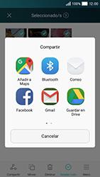 Huawei Y5 - Connection - Transferir archivos a través de Bluetooth - Paso 8