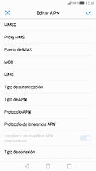Huawei P10 - MMS - Configurar el equipo para mensajes multimedia - Paso 14