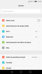 Huawei P9 Lite - Connection - Conectar dispositivos a través de Bluetooth - Paso 4