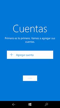 Microsoft Lumia 950 XL - E-mail - Configurar Gmail - Paso 5