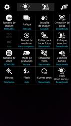 Samsung G850F Galaxy Alpha - Red - Uso de la camára - Paso 7