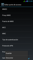 BQ Aquaris 5 HD - Internet - Configurar Internet - Paso 20