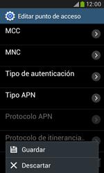 Samsung S7580 Galaxy Trend Plus - Internet - Configurar Internet - Paso 16