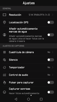 Huawei Mate 9 - Red - Uso de la camára - Paso 8