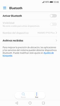 Huawei P10 Plus - Connection - Conectar dispositivos a través de Bluetooth - Paso 4