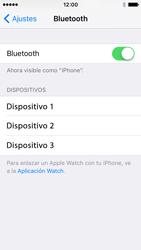 Apple iPhone SE - Connection - Conectar dispositivos a través de Bluetooth - Paso 5