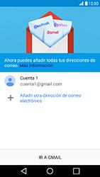 LG K10 (2017) - E-mail - Configurar Gmail - Paso 14