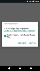 Sony Xperia XZ1 - Aplicaciones - Tienda de aplicaciones - Paso 19
