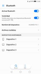 Huawei P10 - Connection - Conectar dispositivos a través de Bluetooth - Paso 5
