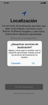 Apple iPhone X - Primeros pasos - Activar el equipo - Paso 21