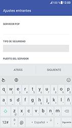HTC 10 - E-mail - Configurar correo electrónico - Paso 9