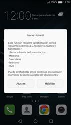 Huawei P9 - Primeros pasos - Activar el equipo - Paso 21