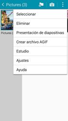 Samsung A500FU Galaxy A5 - Connection - Transferir archivos a través de Bluetooth - Paso 8