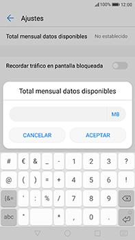 Huawei P10 Plus - Internet - Ver uso de datos - Paso 7